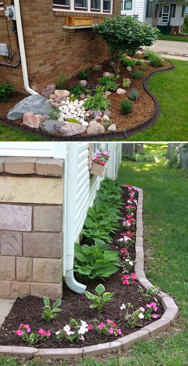 Fun And Useful Downspout Landscaping Ideas Proud Home Decor