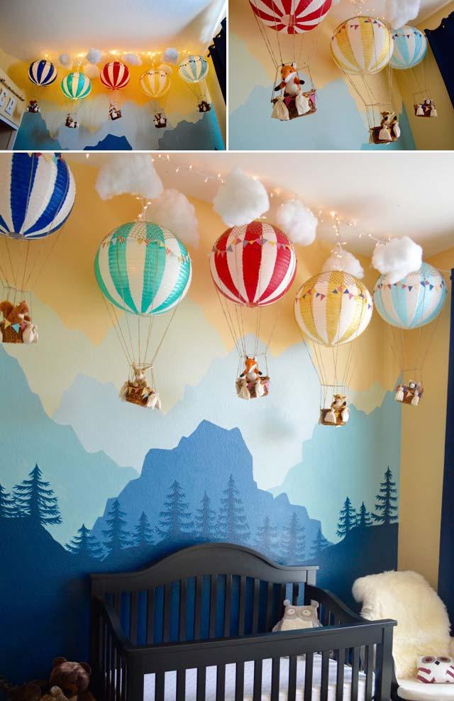 17 Baby Nursery Decorating Ideas Worth Stealing Proud