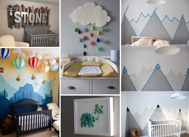 17 Baby Nursery Decorating Ideas Worth