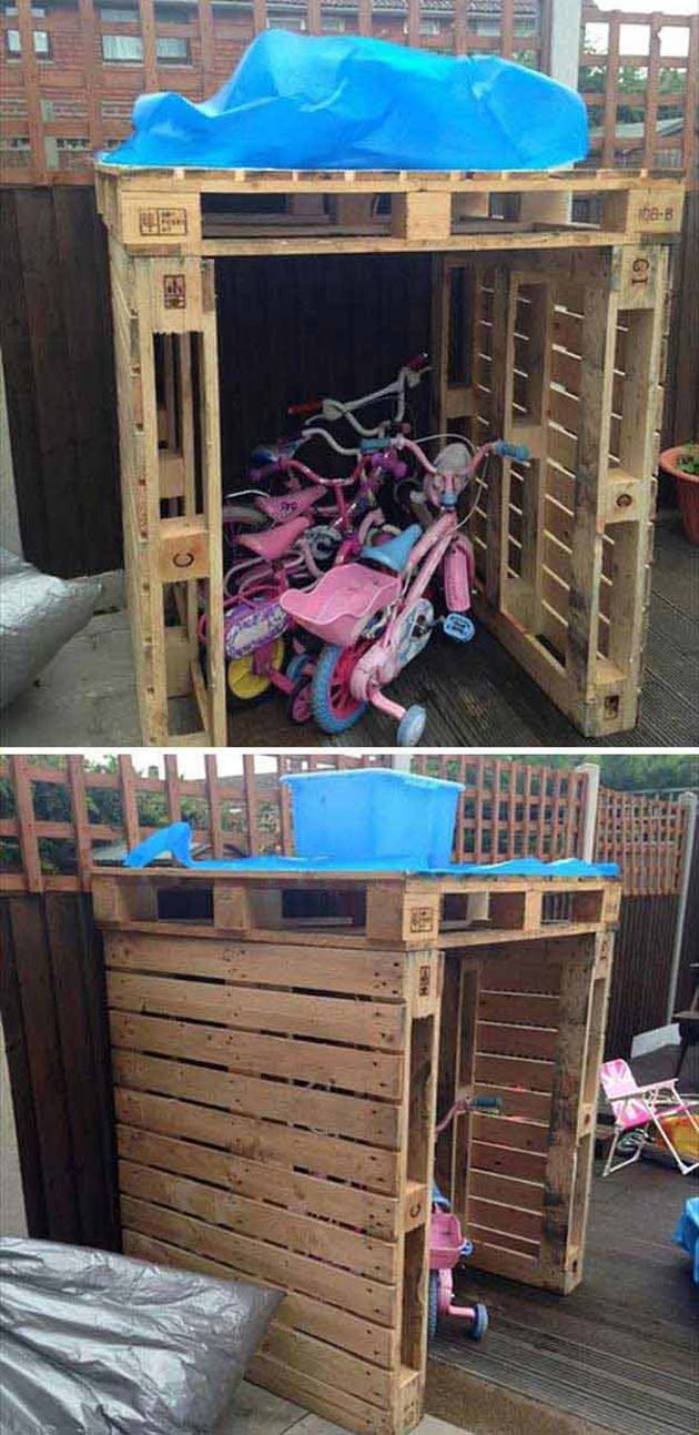 17 Cute Upcycled Pallet Projects For Kids Outdoor Fun Proud Home Decor