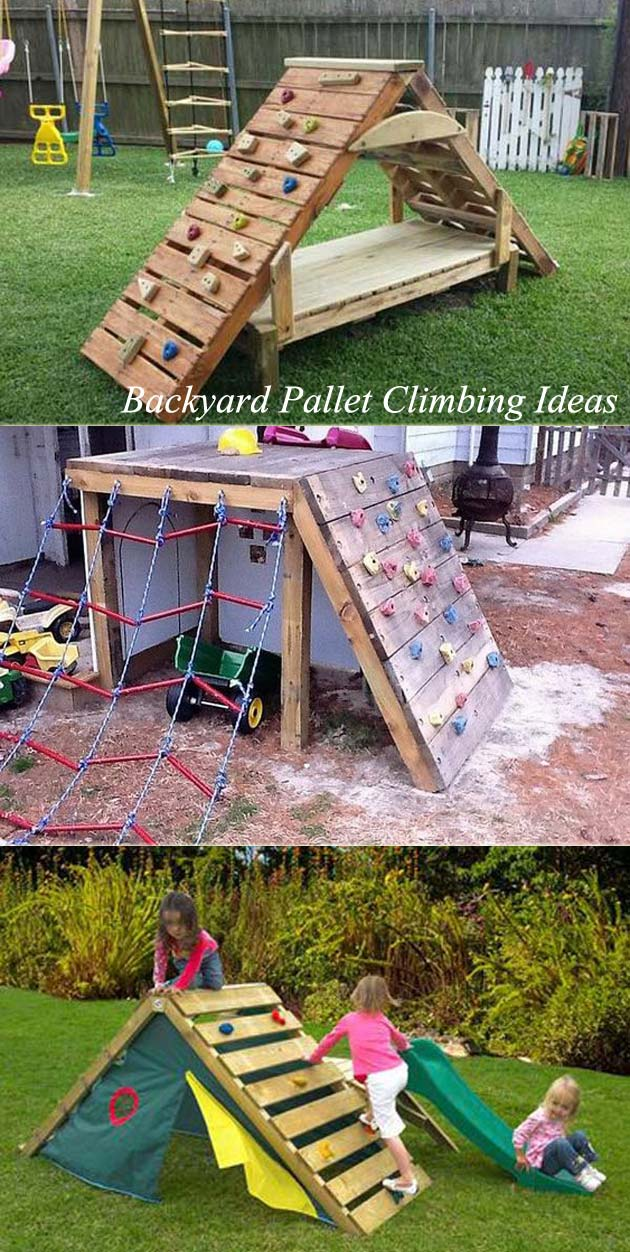 17 Cute Upcycled Pallet Projects For Kids Outdoor Fun Proud Home