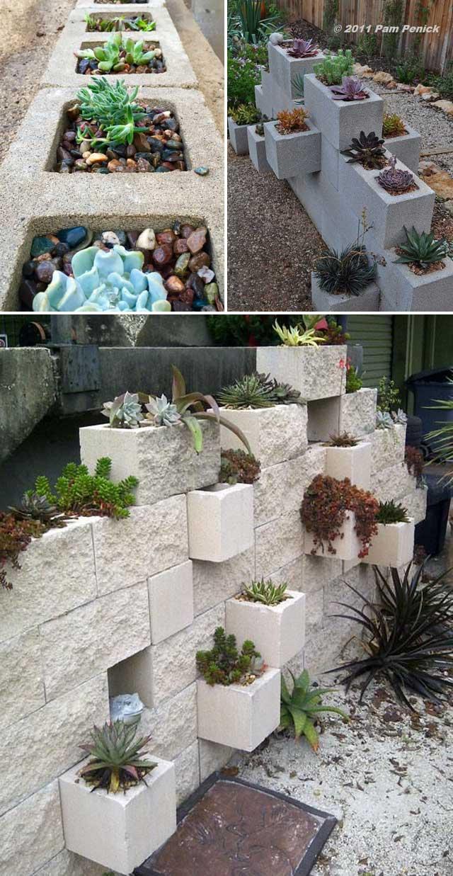 20 Ideas For Creating Amazing Garden Succulent Landscapes Proud Home Decor