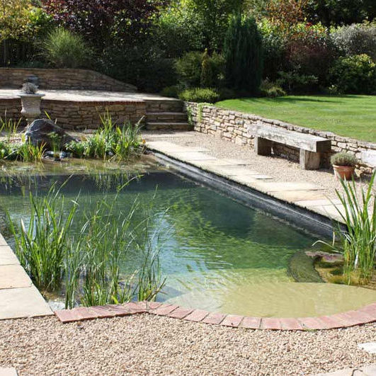 17 Family Natural Swimming Pools You Want To Jump Into Immediately Proud Home Decor