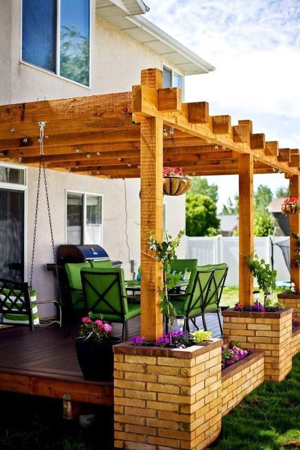 Pergola Projects Provide Enjoyable Yard