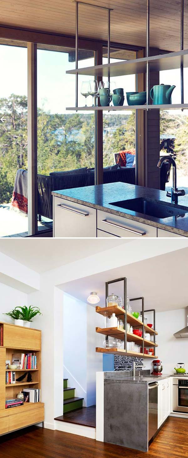 Top 26 Awesome Ideas To Use Narrow Or Dead Space In