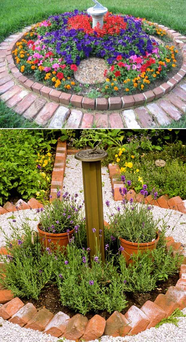 Best 24 Ideas For Using Bricks In Landscape