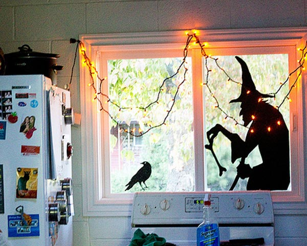 15 Cool Ideas To Decorate A Spooky Halloween Kitchen Proud Home Decor