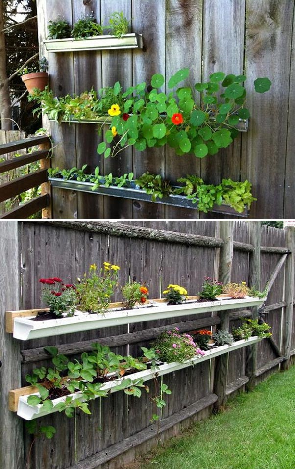 Amazingly Creative Long Planter Ideas For Your Patio