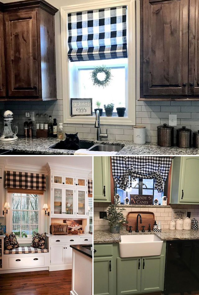 Cool Ways To Style Your Home With Check Pattern Proud Decor